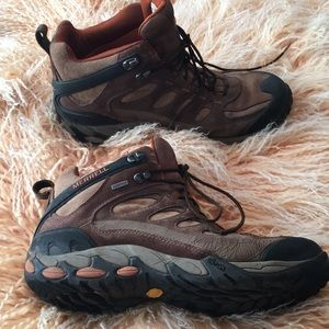 Men's Merrell waterproof hiking/winter boots